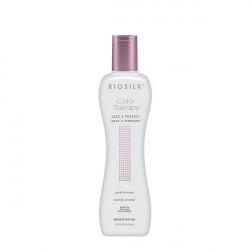 Кондиционер для окрашенных волос несмываемый Biosilk Color Therapy Leave-In Treatment 267 мл BS9610