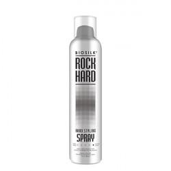 Спрей для волос сверхсильной фиксации Biosilk Rock Hard Styling Spray 284 гр BSRHFS10