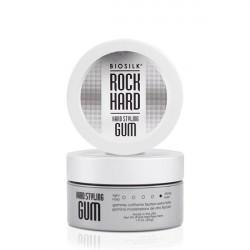 Крем для укладки сверхсильной фиксации Biosilk Rock Hard Styling Gum 54 мл BSRHSG2