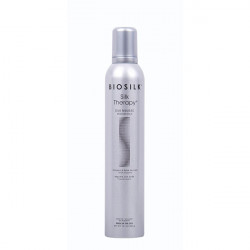 Мусс для укладки средней фиксации Biosilk Silk Therapy Styling Silk Mousse Medium Hold 376 гр BSSTM12