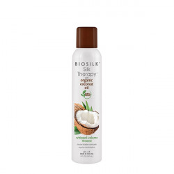 Мусс для укладки волос Biosilk Silk Therapy Organic Coconut Oil Whipped Volume Mousse 237 мл BSTOCM8
