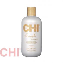 Шампунь Chi Keratin Shampoo 355 мл CHI0213