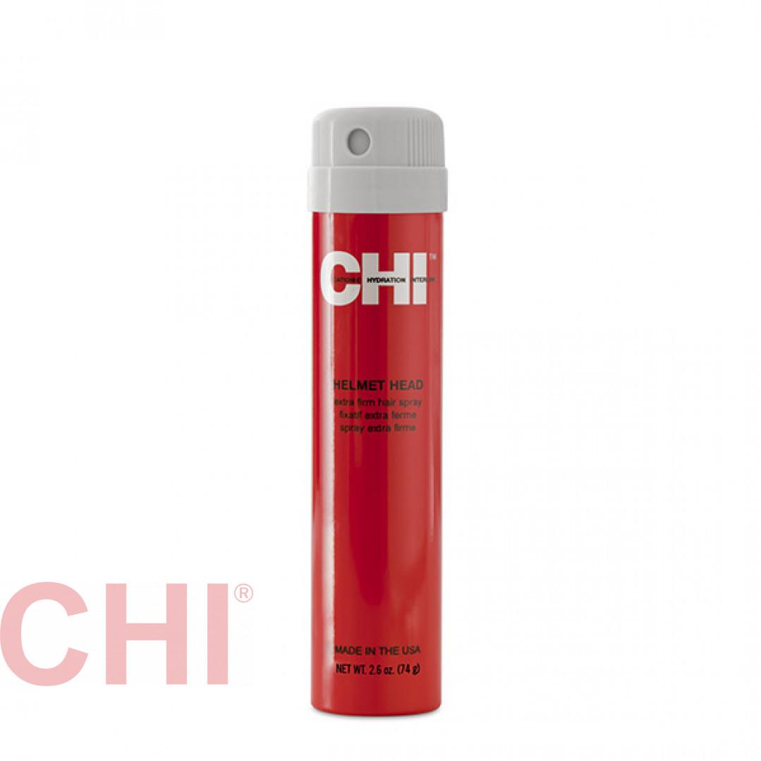 Лак для волос экстрасильной фиксации Helmet Hear Extra Firm Hold Hair Spray 74 гр CHI0641
