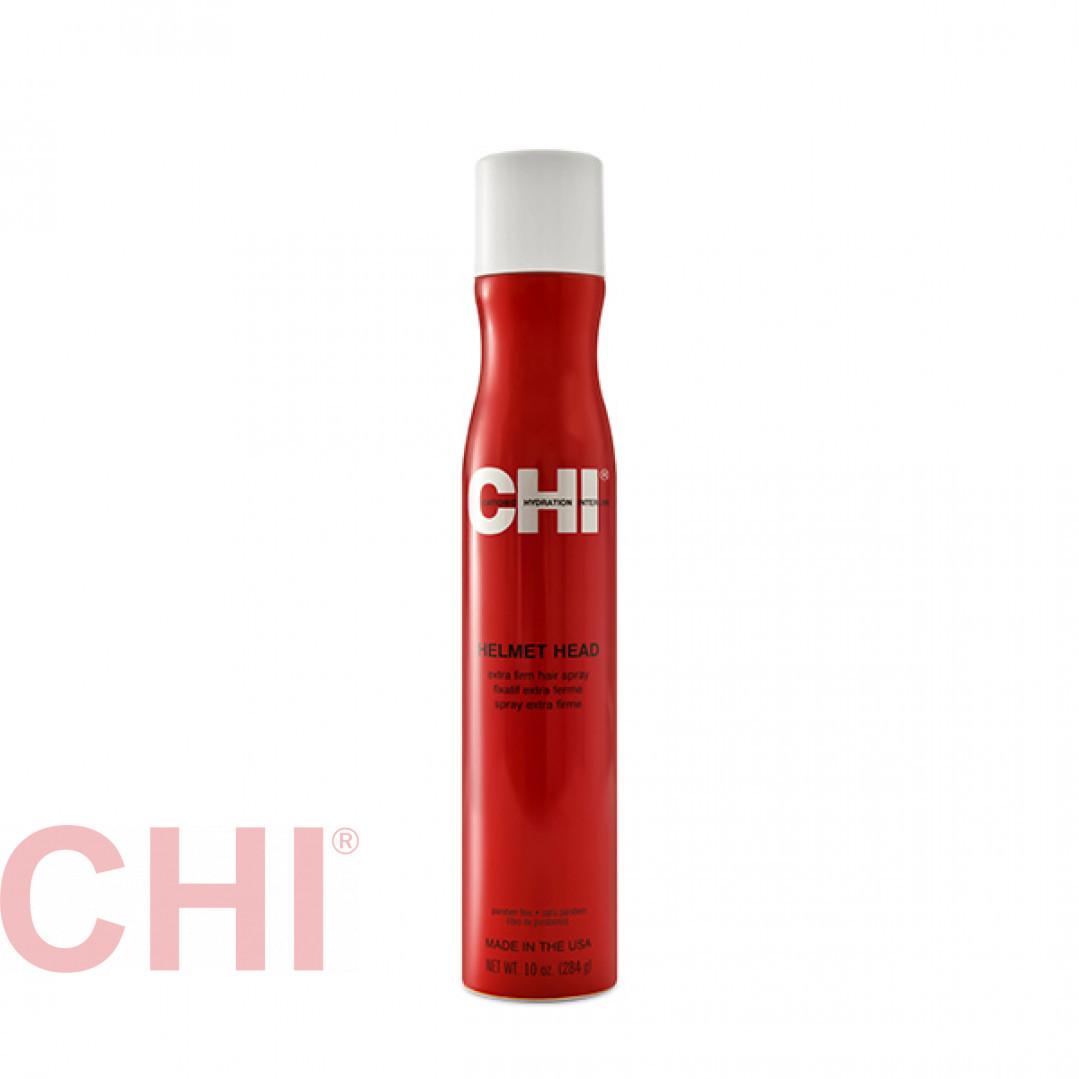 Лак для волос экстрасильной фиксации Helmet Hear Extra Firm Hold Hair Spray 284 гр CHI0656