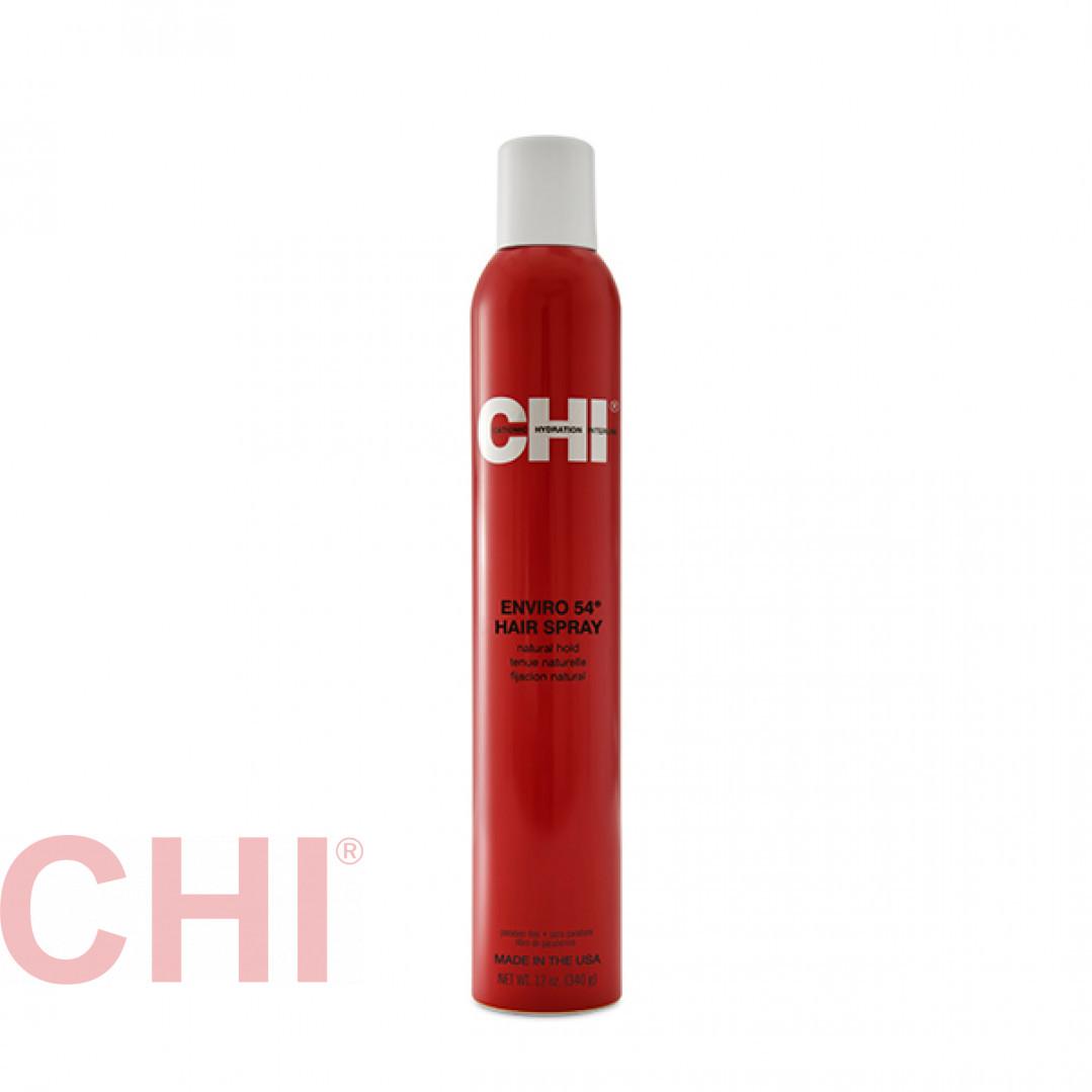 Лак для волос средней фиксации Chi Enviro 54 Hair Spray Natural Hold 340 гр CHI6110