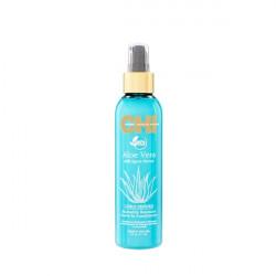 Кондиционер несмываемый увлажняющий Chi Aloe Vera with Agava Nectar Humidity Resistante Leave-In Conditioner 177 мл CHIAVLC6