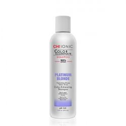 Шампунь оттеночный Chi Ionic Color Illuminate Shampoo Platinum Blonde Платиновый Блонд 355 мл CHICIPS12