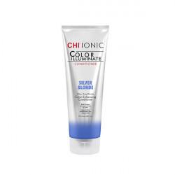 Кондиционер тонирующий Chi Ionic Color Illuminate Conditioner Silver Blonde Серебряный Блонд 251 мл CHICISB10