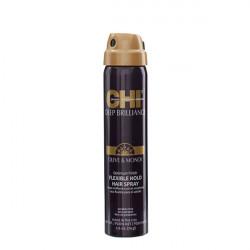 Лак для волос подвижной фиксации Chi Deep Brilliance Flexible Hold Hair Spray 74 гр CHIDBFH2