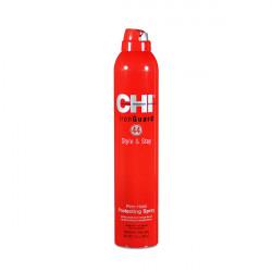 Спрей термозащитный средней фиксации Chi 44 Iron Guard Style & Stay Firm Hold Protecting Spray 284 гр CHIIGP08