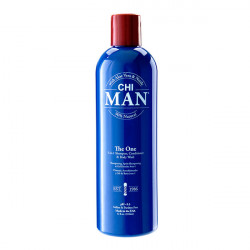 Средство 3 в 1 для мужчин Шампунь + Кондиционер + Гель для душа Chi Man The One 355 мл CHIMN3N112