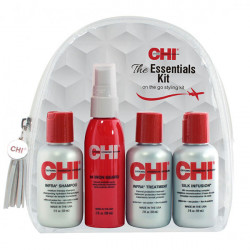 Набор дорожный базовый Chi Infra The Essentials Kit 4x59 мл CHK8421