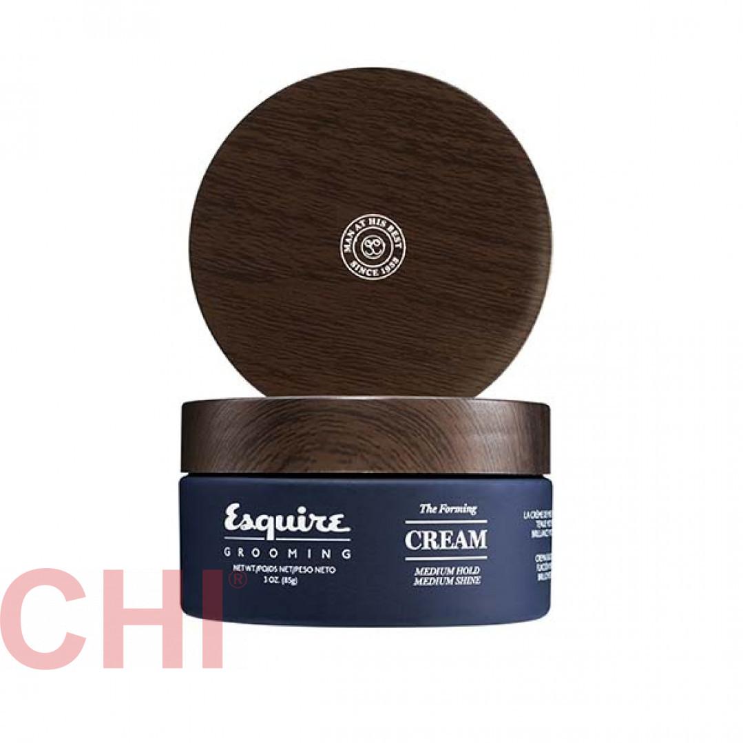 Крем для укладки мужской средней фиксации Chi Esquire Grooming Forming Cream 85 гр ESTFC3-2