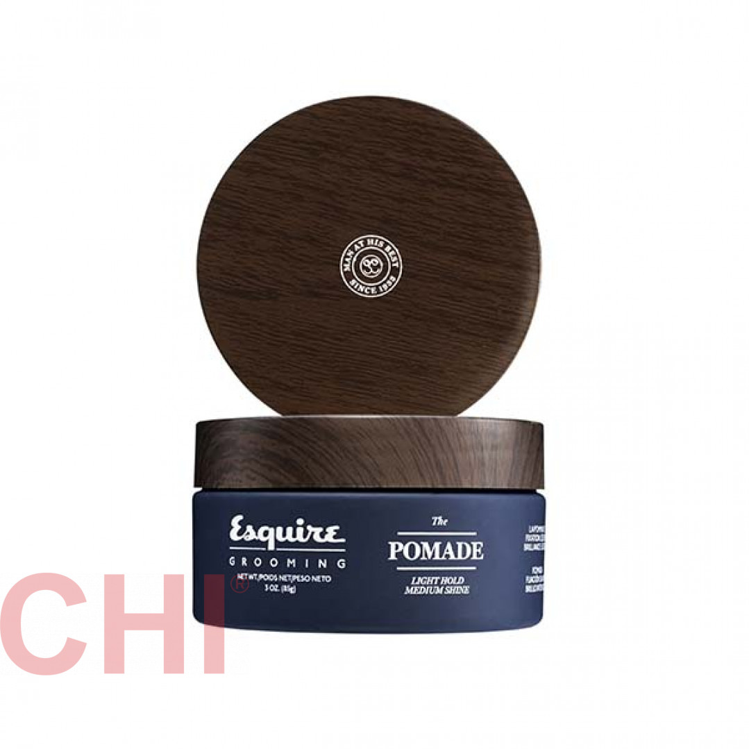 Помада для укладки мужская легкой фиксации Chi Esquire Grooming Pomade 85 гр ESTP3-2