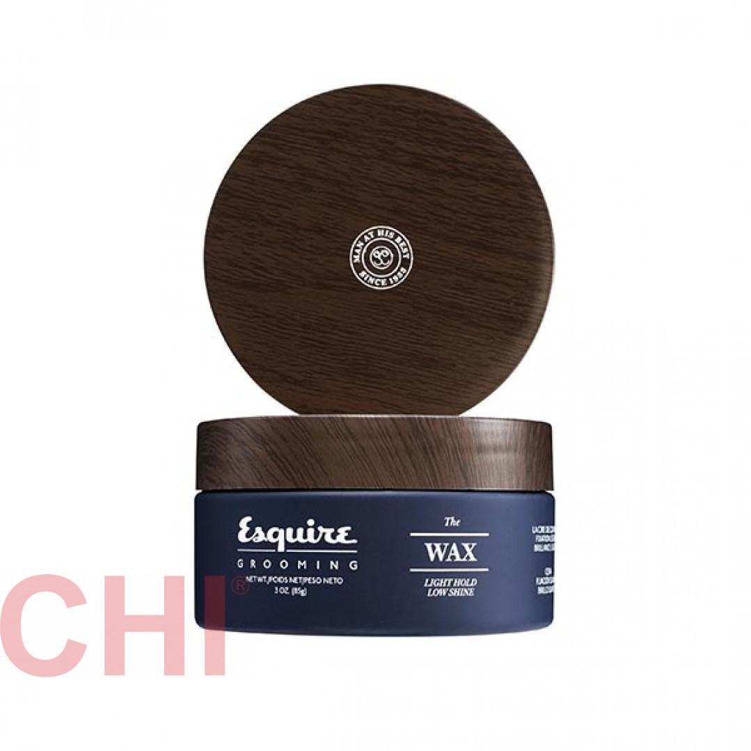 Воск для укладки мужской легкой фиксации Chi Esquire Grooming Wax 85 гр ESTW3-2