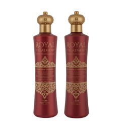 Набор Chi Royal Treatment увлажняющие Шампунь и Кондиционер 2x355 мл ROTHS12, ROTHC12