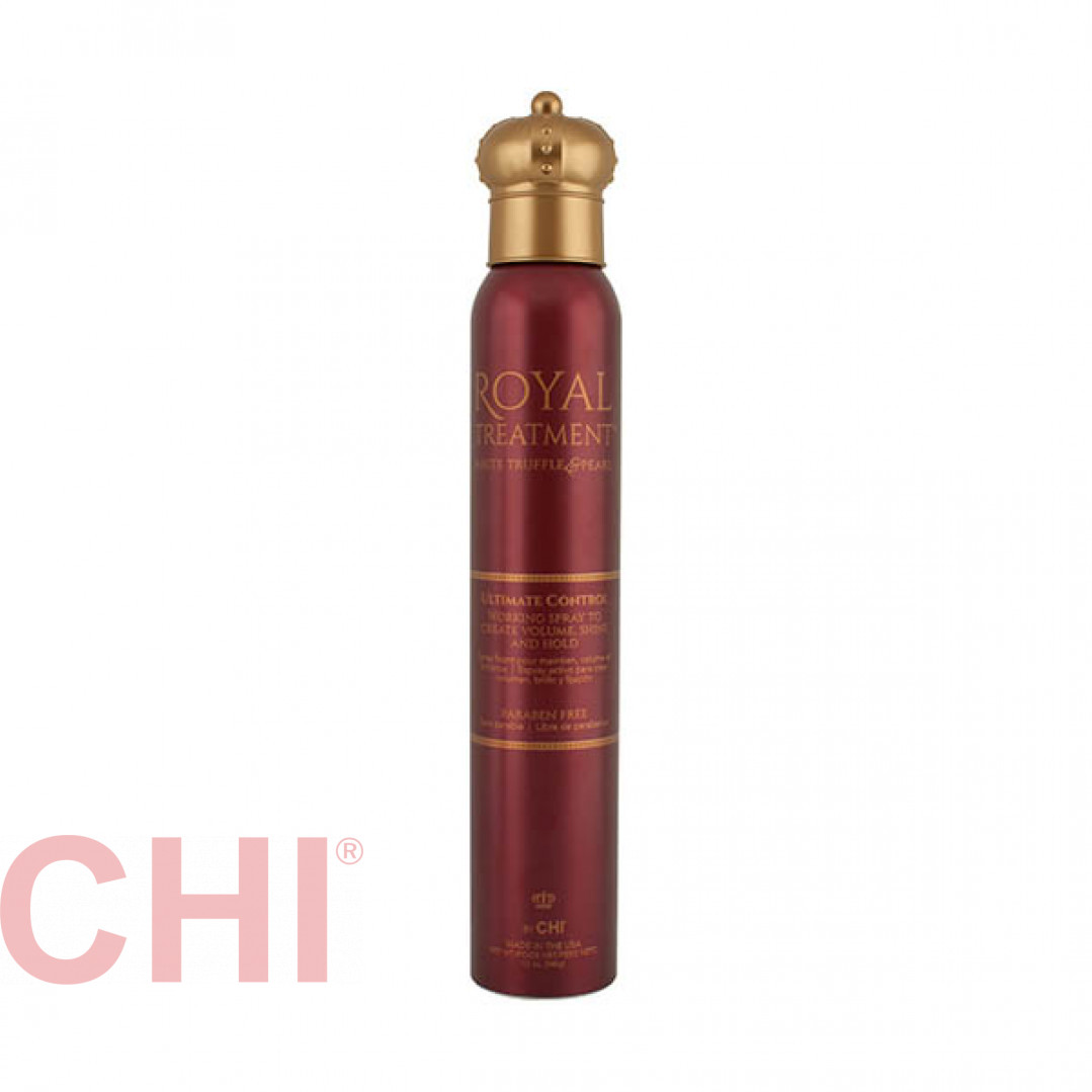 Лак для волос Chi Royal Treatment Ultimate Control 340 гр ROTUC12